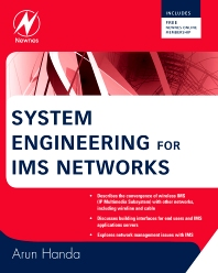 Cover image for System Engineering for IMS Networks
