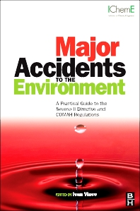 Cover image for Major Accidents to the Environment