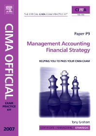 Cover image for CIMA Exam Practice Kit Management Accounting Financial Strategy