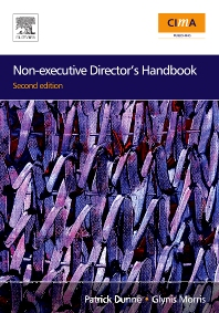Non-Executive Director's Handbook - 2nd Edition - ISBN: 9780750684194, 9781856179775