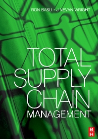 Total Supply Chain Management - 1st Edition - ISBN: 9780750684262