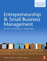 Entrepreneurship & Small Business Management in the Hospitality Industry - 1st Edition - ISBN: 9780750684484