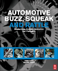 Cover image for Automotive Buzz, Squeak and Rattle