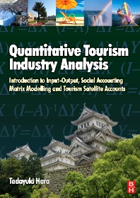 Quantitative Tourism Industry Analysis - 1st Edition - ISBN: 9780750684996