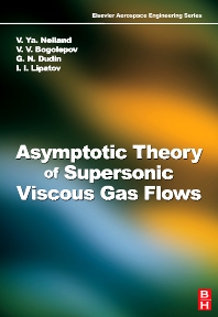 Asymptotic Theory of Supersonic Viscous Gas Flows