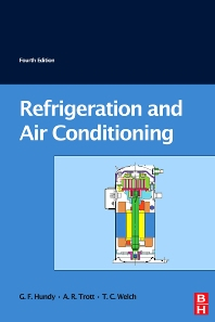 Cover image for Refrigeration and Air-Conditioning