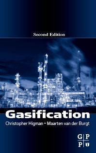 Gasification, 2nd Edition,Christopher Higman,Maarten van der Burgt,ISBN9780750685283