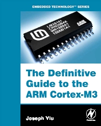 Cover image for The Definitive Guide to the ARM Cortex-M3