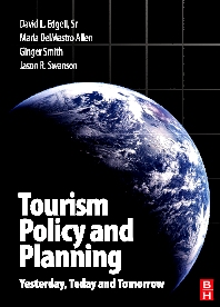 Tourism Policy and Planning - 1st Edition - ISBN: 9780750685573