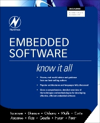 Embedded Software: Know It All - 1st Edition - ISBN: 9780750685832, 9780080552026