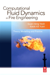 Cover image for Computational Fluid Dynamics in Fire Engineering