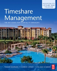 Timeshare Management - 1st Edition - ISBN: 9780750685993