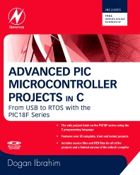 Cover image for Advanced PIC Microcontroller Projects in C