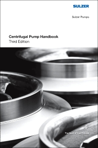 Centrifugal Pump Handbook, 3rd Edition, Sulzer Pumps,ISBN9780750686129