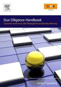 Due Diligence Handbook - 1st Edition - ISBN: 9780750686211, 9780080942681
