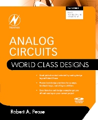 Analog Circuits, 1st Edition,Robert Pease,ISBN9780750686273