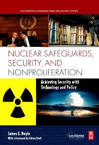 Cover image for Nuclear Safeguards, Security and Nonproliferation