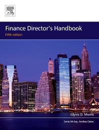 Cover image for Finance Director's Handbook