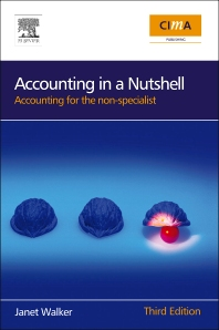Cover image for Accounting in a Nutshell