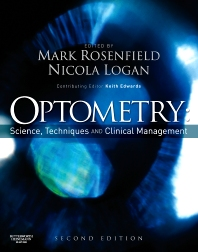 Cover image for Optometry: Science, Techniques and Clinical Management