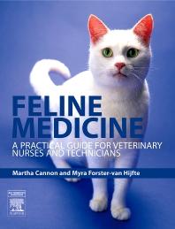 Cover image for Feline Medicine