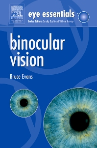 Cover image for Eye Essentials: Binocular Vision