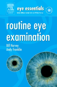 Cover image for Eye Essentials:  Routine Eye Examination
