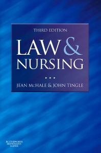 Cover image for Law and Nursing