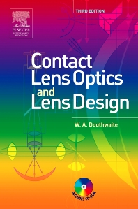 Contact Lens Optics & Lens Design - 3rd Edition - ISBN: 9780750688796, 9780702039218