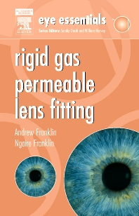 Cover image for Eye Essentials: Rigid Gas-Permeable Lens Fitting