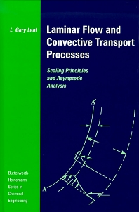 Cover image for Laminar Flow and Convective Transport Processes