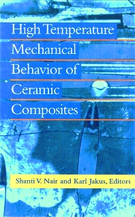 Cover image for High Temperature Mechanical Behaviour of Ceramic Composites