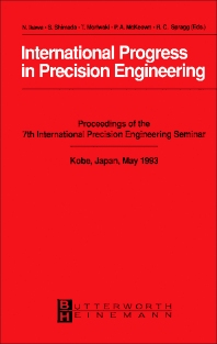 Cover image for International Progress in Precision Engineering