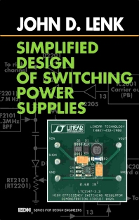Simplified Design of Switching Power Supplies - 1st Edition - ISBN: 9780750695077, 9781483292410