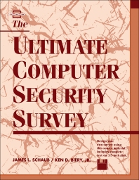 Cover image for Ultimate Computer Security Survey