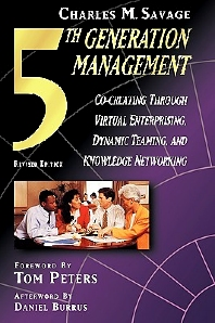 Fifth Generation Management - 2nd Edition - ISBN: 9780750697019