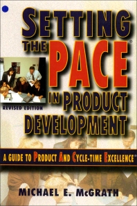 Setting the PACE in Product Development - 1st Edition - ISBN: 9780750697897