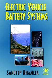 Cover image for Electric Vehicle Battery Systems