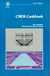 CMOS Cookbook - 2nd Edition - ISBN: 9780750699433, 9781856178334