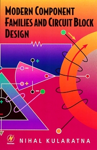 Cover image for Modern Component Families and Circuit Block Design