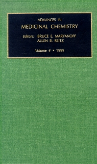 Advances in Medicinal Chemistry, Volume 4, 1st Edition,B.E. Maryanoff,A.B. Reitz,ISBN9780762300648