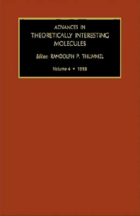 Advances in Theoretically Interesting Molecules - 1st Edition - ISBN: 9780762300709, 9780080549668