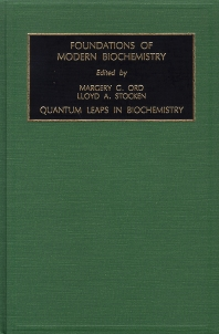 Quantum Leaps in Biochemistry, 1st Edition,L.A. Stocken,M.G. Ord,ISBN9780762300778