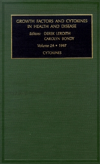 Cytokines, Part A, 1st Edition,C. Bondy,D. LeRoith,ISBN9780762301171