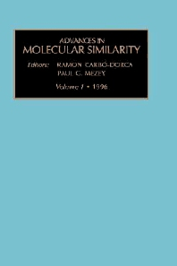 Advances in Molecular Similarity, Volume 1, 1st Edition,R. Carbo-Dorca,P.G. Mezey,ISBN9780762301317