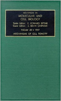 Mechanisms of Cell Toxicity - 1st Edition - ISBN: 9780762301416, 9780080877037