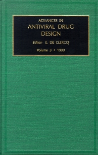 Advances in Antiviral Drug Design, Volume 3, 1st Edition,E. De Clercq,ISBN9780762302017