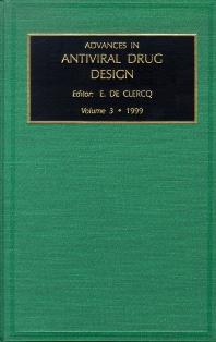 Cover image for Advances in Antiviral Drug Design