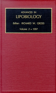 Advances in Lipobiology, Volume 2, 1st Edition,R.W. Gross,ISBN9780762302055
