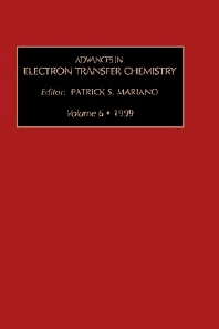 Advances in Electron Transfer Chemistry, 1st Edition,P.S. Mariano,ISBN9780762302130